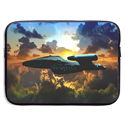Star Trek Laptop Sleeve Bag Tablet Briefcase Ultraportable Protective Cover Néoprène 13 Pouces