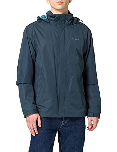 VAUDE Herren Men's Escape Light Jacket Jacke, Steelblue Uni, L