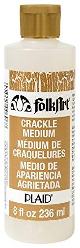 FolkArt Medium (8 Ounce), 696 Crackle by FolkArt