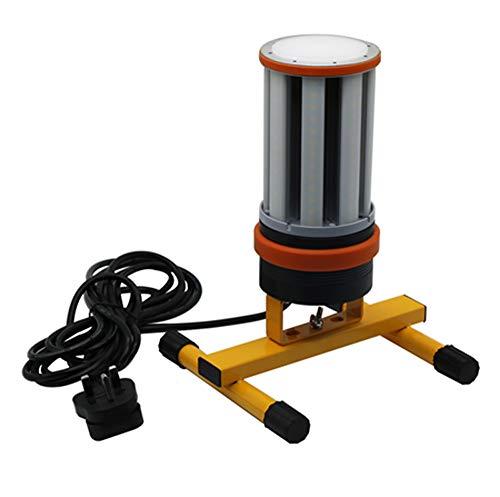 Choen 110V 240V 45W Led Work Ligh site Light Task Light site Lighting,5000 Lumens,360° Lighting Angle,Equal to 175-250W Metal Halide Work Light,Both Used in Indoor and Outdoor(45W)