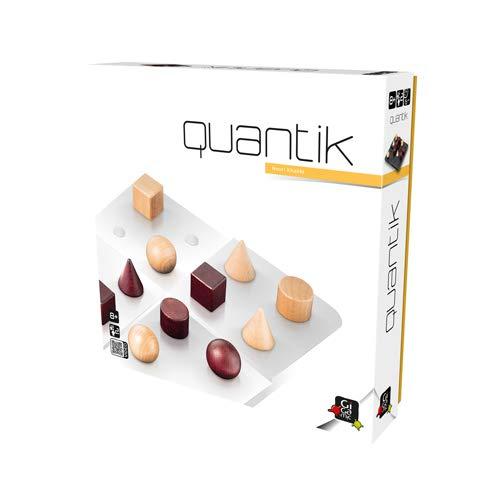 ギガミック(Gigamic) クアンティック Quantik ボードゲーム テーブルゲーム 知育玩具 脳トレ パズル 簡易日本語説明書付き [並行輸入品]