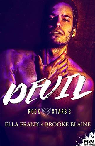 Rock stars - Tome 2 : Devil de Ella Frank et Brooke Blaine 41Yy5mmIJ4L