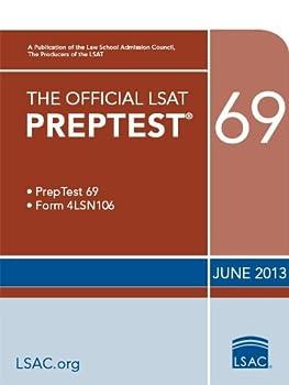 The Official LSAT PrepTest 69   June 2013 LSAT   Official LSAT PrepTests
