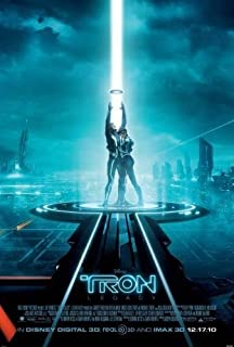 Tron Legacy Movie Poster #A01 24