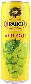 RAUCH White Grape Juice, 24 x 355 ml