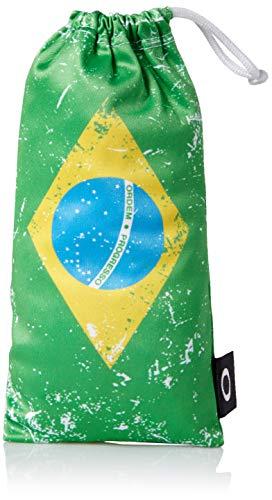 Oakley Microbag Large | Bolsa de microfibra | Brasil Flag