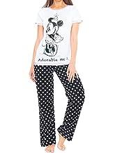 Disney Pijama para Mujer Minnie Mouse - Talla XL