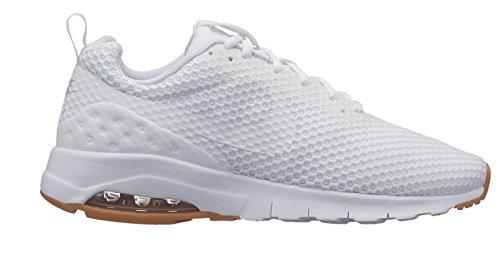 Nike Air MAX Motion LW se–White/White de Wolf Grey Gum–Ligh, Hombre, White/White-Wolf...