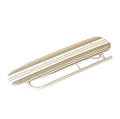 GYMyb Tabla de Planchar Tablero Plegable de Escritorio Tabla de Planchar Pequeño Opcional Mesa de Hierro (Color : #5)