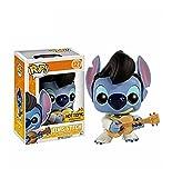 Klycbds Divertido Elvis Stitch Pop Vinyl Dolls Figuras De Acción Juguetes Modelo, Colección Niños Fa...