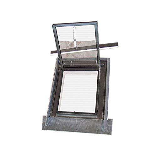 OKPOL Dachausstieg Dachausstiegsfenster WVM+ 47 x 57 cm Höhste Qualität