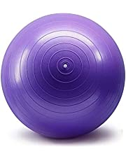 Sprugal™ Anti - Burst Puncture Resistant Gym/Yoga Ball || PRO Grade -Thicker Walls || 75cm (3 Colours)