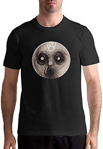 Preisvergleich Produktbild Steven Wilson Man Motion Schwarze T-Shirts Athletic