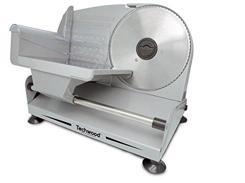 Techwood TTR-890- Máquina para cortar embutidos eléctrica