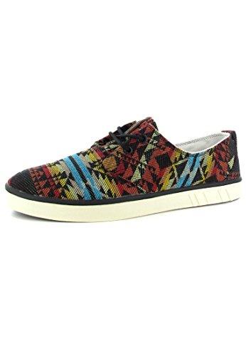 Boras Sneaker in Übergrößen Mehrfarbig 3203-0411 große Herrenschuhe, Größe:47