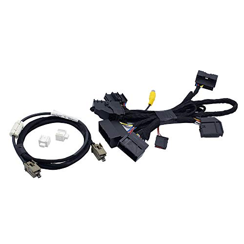 Buying Guide Bestycar 4 To 8 Pnp Conversion Harness For Ford Sync 1 To