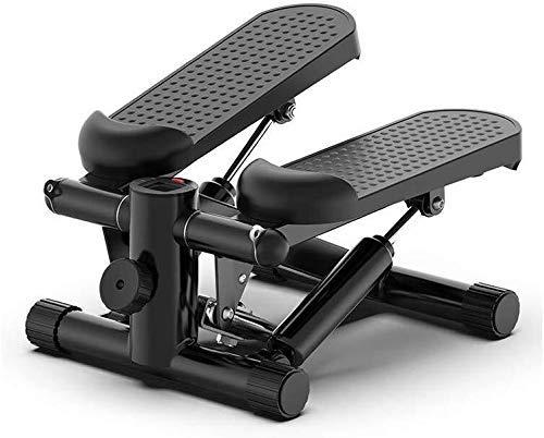 PHNWL-Máquina de Step a Swing Stepper Movement Fitness Room Para Principiantes y Profesionales, Peso Máximo de 100 Kg The Swing Stepper
