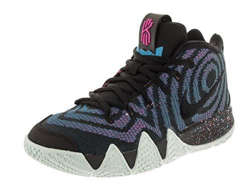 Nike Kyrie 4 (GS), Zapatillas para Hombre, Multicolor (Black/Black/Laser Fuchsia 001), 40 EU