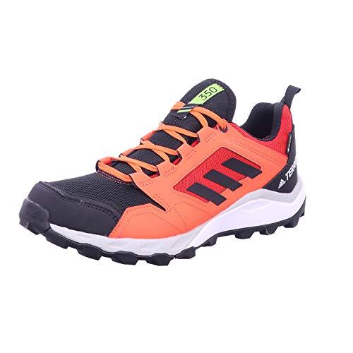adidas Terrex Agravic TR GTX, Zapatillas Deportivas Hombre, Solar Red/Core Black/Grey Two F17, 43 1/3 EU