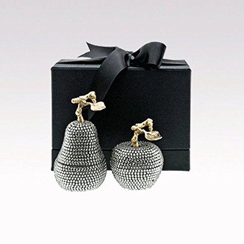 DL&CO - Set Bougie Mini Pomme Et Poire