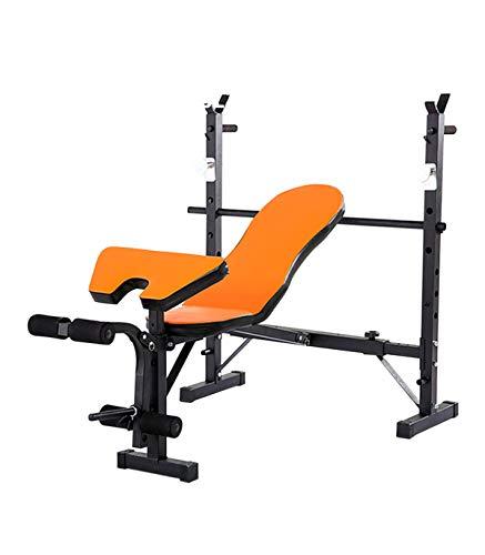 Riscko Wonduu Banco De Musculación Multifunción Naranja