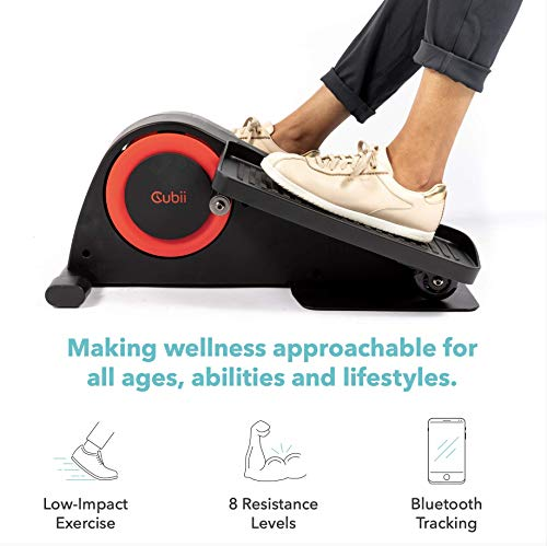 Cubii Pro Seated Under Desk Elliptical Machine for Home Workout,