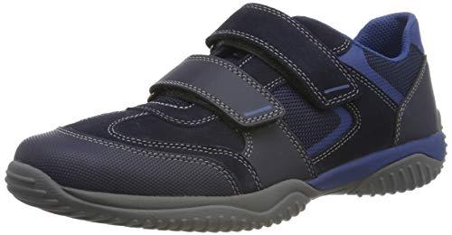 Superfit Jungen Storm Sneaker, Blau (Blau/Blau 81), 37 EU