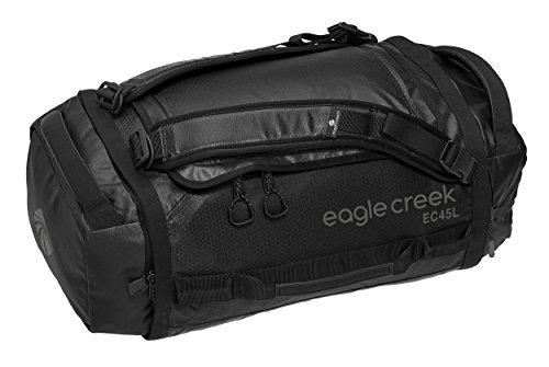 Eagle Creek Unisex Cargo Hauler Duffel 60L, Black, 60 L