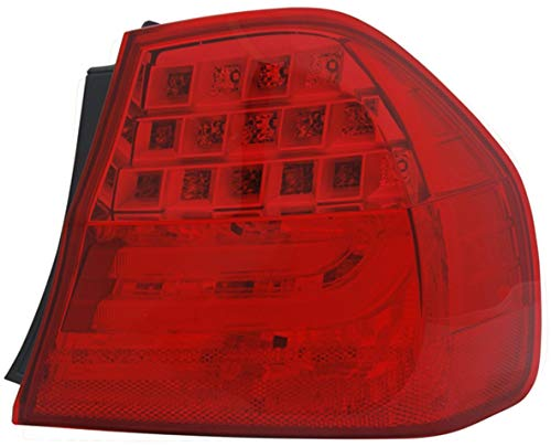 Carparts-Online 24942 LED Rückleuchte/Heckleuchte Aussen rechts TYC