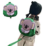 Best Toddler Safety Harnesses - Toddler Backpack with Safety Leashes Walking Harness Backpack Review