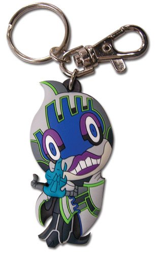 Great Eastern Entertainment Tiger & Bunny Lunatic SD PVC Keychain