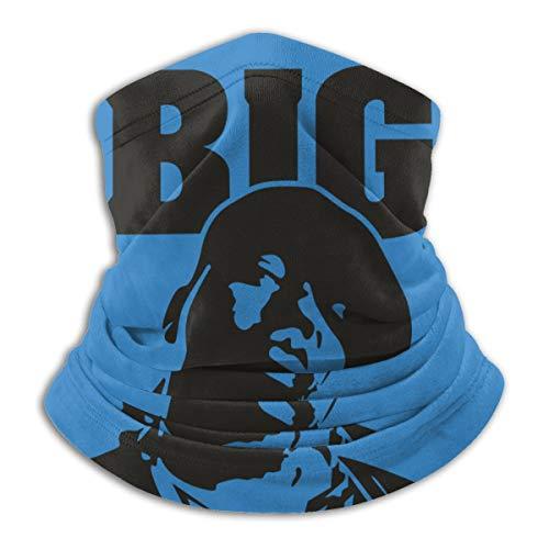 Biggie Smalls Logo Multifunctional Unisex Variety Head Bandana Anti Uv Moisture Wicking Breathable Balaclava Trend Headkerchief