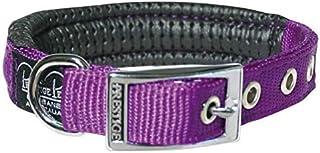 "Prestige Pet Products Soft Padded Collar, 3/4"" X 20"" (51Cm), Purple"