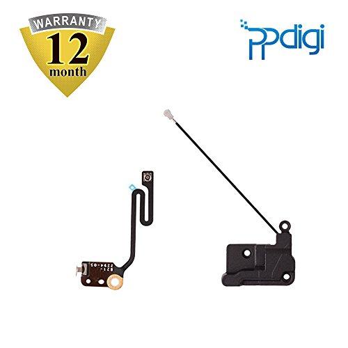 PPdigi WiFi antena GPS cubierta para iPhone 6 Plus Módulo de señal Bluetooth Cable flexible Amplificador (iPhone 6 Plus, antena WiFi + set de cubierta GPS)