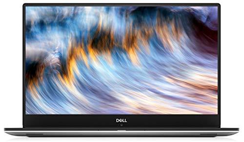 """DELL XPS 15 9570 2.20GHz i7-8750H Intel® Core™ i7 di ottava generazione 15.6"""" 3840 x 2160Pixel Touch screen Platino, Argento Computer portatile"""