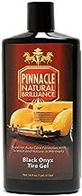 Pinnacle Natural Brilliance PIN-420 Black Onyx Tire Gel, 16 fl. oz.
