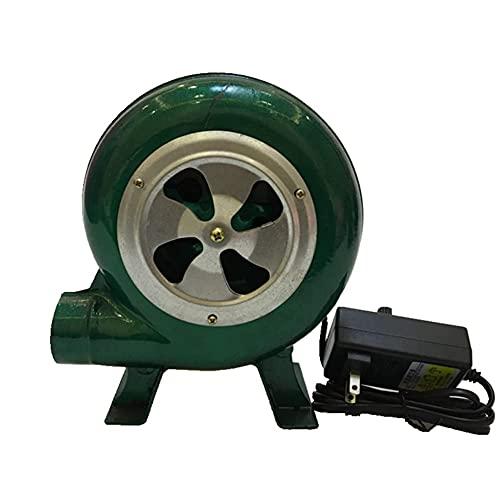FHKBK Soplador de Barbacoa eléctrico de 220 V, Ventilador de combustión para...