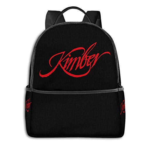 Kimber High-Capacity Fashion Backpack, Portable Backpack for Outdoor Sports