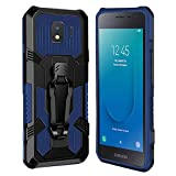 XINYUNEW Cover for Samsung Galaxy J2 Core Case Heavy Duty