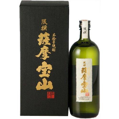西酒造 宝山 限撰 芋 瓶 25度 720ml [2425]