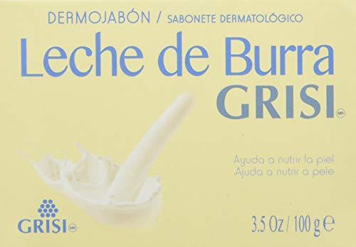 DERMOJABON LECHE BURRA 100 gr