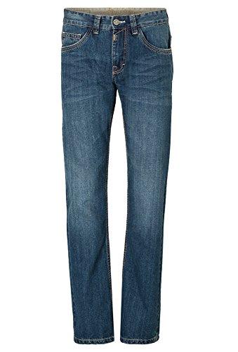 Timezone Herren Regular Coast Straight Jeans, Blau (Blue Sea Wash 3892), W38/L34