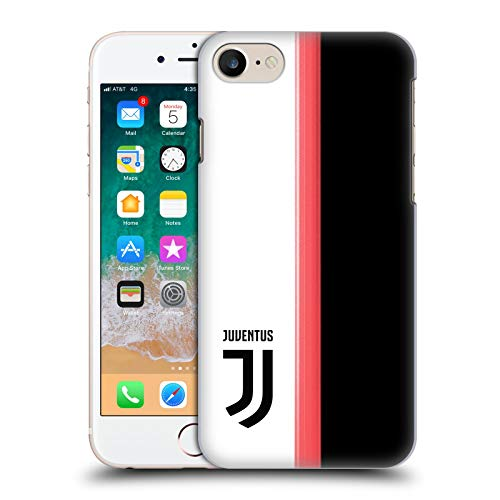 Head Case Designs Offizielle Juventus Football Club Home 2019/20 Race Kit Harte Rueckseiten Handyhülle Hülle Huelle kompatibel mit Apple iPhone 7 / iPhone 8 / iPhone SE 2020