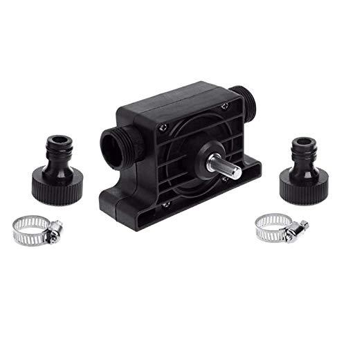 Portable Electric Drill Pump Self Priming Transfer Oil Pumps Water Dispenser