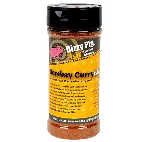 DIZZY PIG Seasoning Bombay Currish, 6.6 OZ