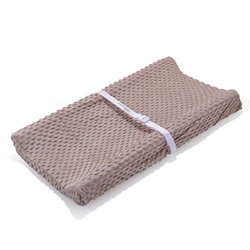 Manyo - Fodera per materassino fasciatoio, proteggi materasso per bebè, in poliestere, per bambino e bambina