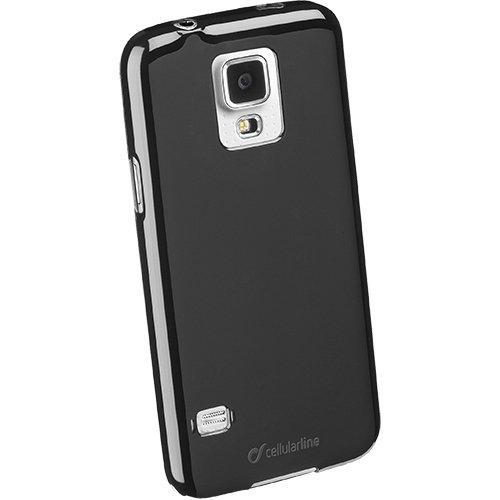 Cellular Line Negru Rückseitige Abdeckung für Samsung Galaxy S5 Mini