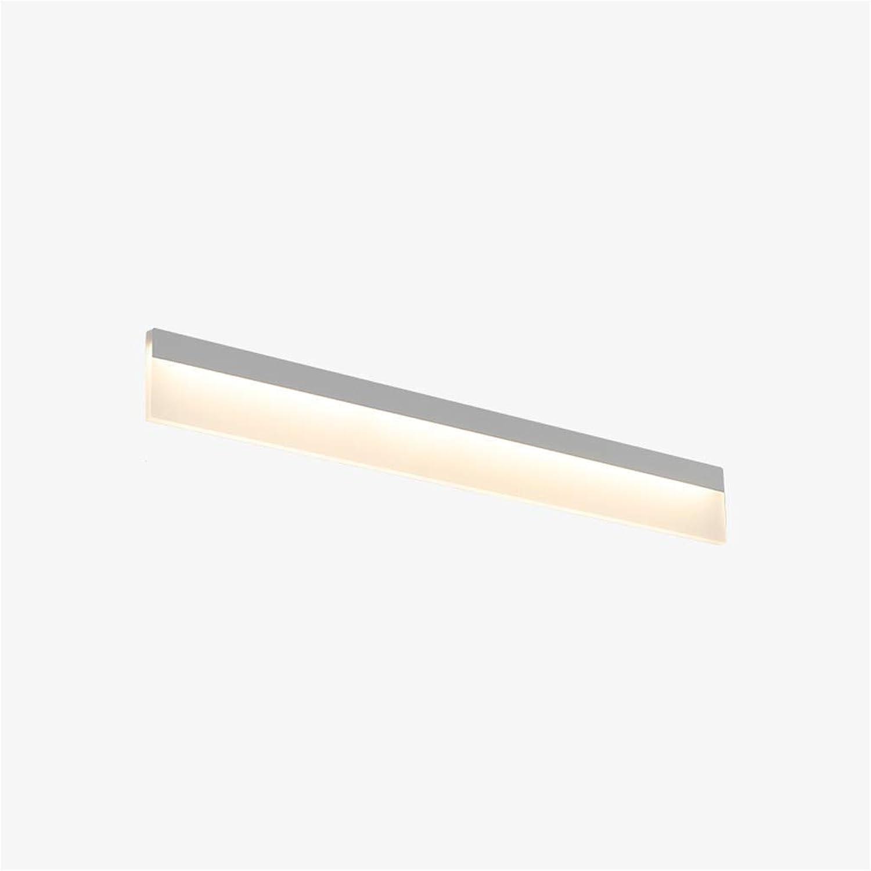 Spiegel Frontleuchte, Modern einfaches Art-Badezimmer Schlafzimmer LED Wandleuchte Make-up Frontleuchte Anti-Fog Wand befestigter Spiegel Scheinwerfer, warmer Licht-40cm