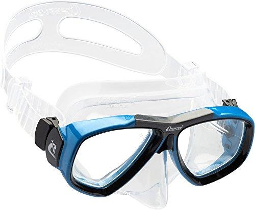 Cressi Focus, Clear/Blue