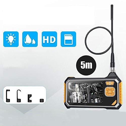 Sky God Endoscopie Industrial waterdichte periscoop met 6 LED-lampen en LCD-scherm, waterdichte camera voor sonde voor periscoop diameter van 8 mm